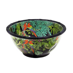 Small bowl - 100% melamine - 15 cm - Jungle