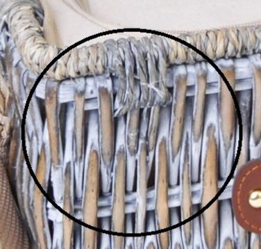 mimbre por les cestas de picnic