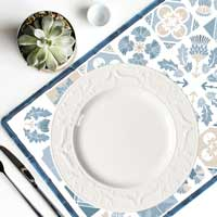 Placemat (45 x 30 cm) sets of 6 - Lisbon Theme