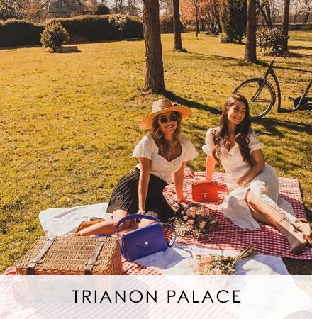 Panier Champs-Elysées - Trianon Palace