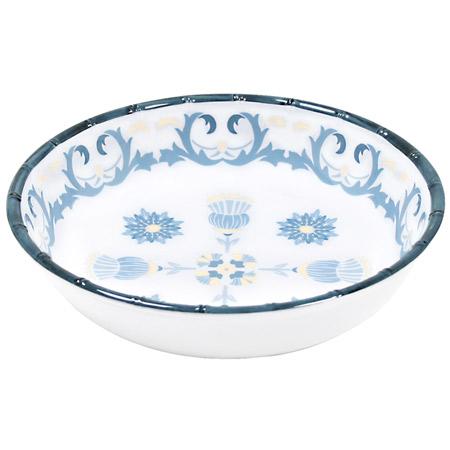 Large Soup / Pasta Plate - 100% melamine - 23 cm - Lisbon