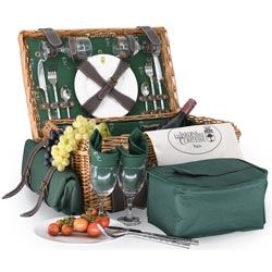 Prestige Champs-Elysées Picnic Hamper for 2 people