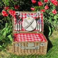Picnic basket Marly for 4 people