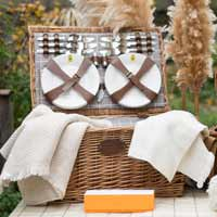 "Picnic basket ""Concorde"" - 6 people"