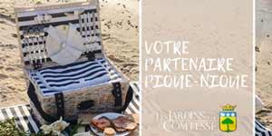 Blog pique-nique Les Jardins de la Comtesse