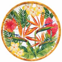 Large Dinner Plate in melamine