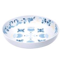 Melamine pasta set: 1 salad bowl + 6 soup plates (2 of which are FREE) Lisbon Theme