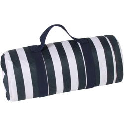 "Mantel de picnic XXL ""Marine"" (140 x 280 cm)"
