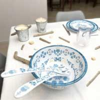 Coperti da insalata in pura melamina - 33 cm - Lisbona