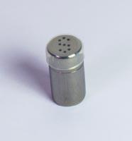Stahl-Salzstreuer
