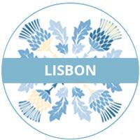 Lisbon Theme Melamine tableware