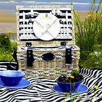 Cesta picnic Marine 2 personas