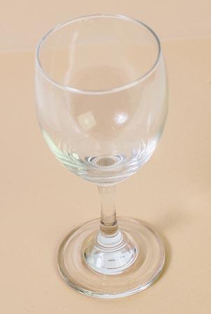 Glas / grote - 15 cm / 18 cl