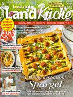 Zeitschrift LandKüche