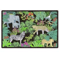 placemat Jungle