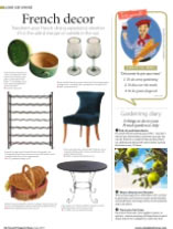 """Our picnic basket """"Campagne"""" in French Property News"""