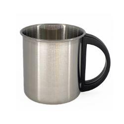 Metalen bekers 8 cm