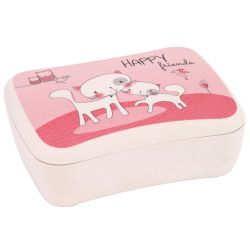"Children's bamboo fibre lunchbox – ""Lily the Kitten"""