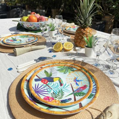 Quels sont les règles à suivre pour dresser une jolie table ?