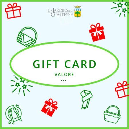La Gift Card da offrire