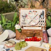 Cestino da picnic per 1 persone