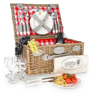 Picknickmand 4 personen Marly