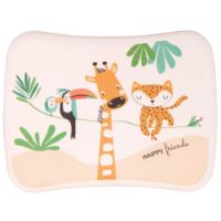"Lunchbox per bambini ""Gigi la Giraffa"" in fibra di bambù"
