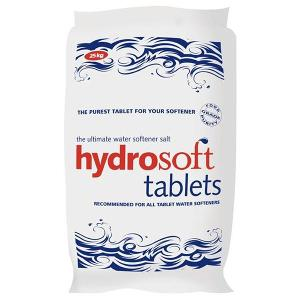 10 x 25kg Water Softener Tablet Salt