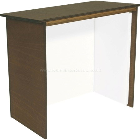 Timber External Softener Cabinet - G0695