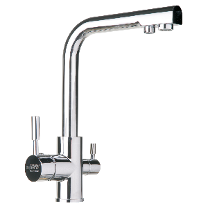 Supreme 3-Way Kitchen Filter Tap Chrome