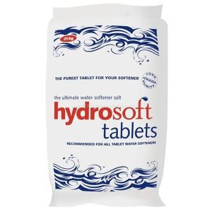 40 x 25kg Water Softener Tablet Salt