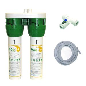 Eco 3 Gold High Flow Recyclable Water Filter Kit with Scale Inhibitor Filter