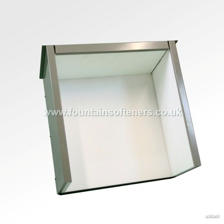 Large Aluminium Outside Cabinet Kit