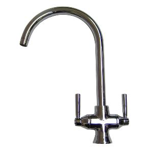 Fountain Contemporary 3 Way Tap