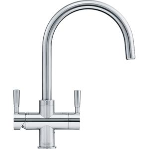 Franke Omni 4 in 1 Instant Boiling Water  Tap Stainless Steel