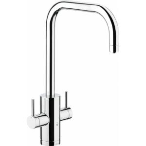 Abode Pronteau 4 in 1 Project Monobloc Hot Water Tap Chrome
