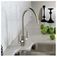 Abode Atlas Aquifier 3 Way Water Filter Kitchen Tap Chrome