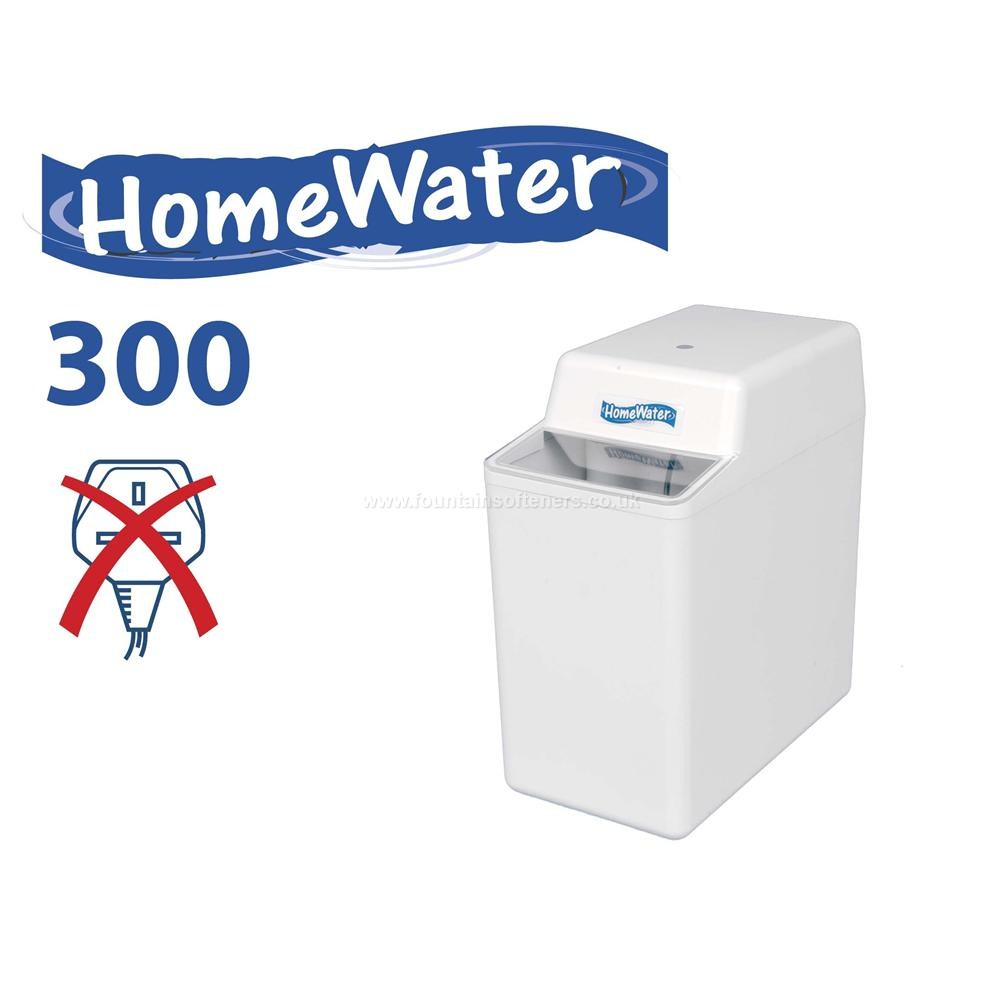 Harvey Homewater 300 Water Softener / Twin Tank Non-Electric