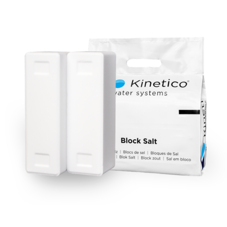 Kinetico Block Salt - 50 Packs