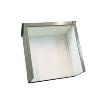 HOMEWATER 500 Aluminium Outside Water Softener Cabinet Kit