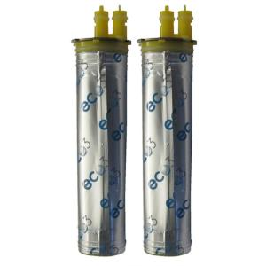 Eco 3 Gold Replacement Water Filter with Scale Inhibitor - TWIN PACK