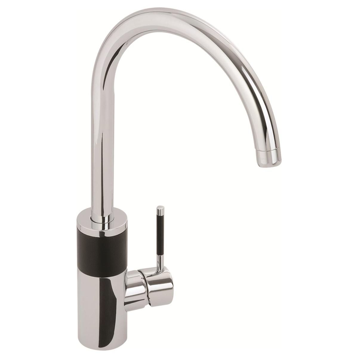 Abode Triana Aquifier 3-Way Kitchen Filter Tap Chrome