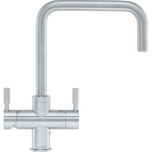Franke Omni Contemporary 4 in 1 Instant Boiling Water Tap Stainless Steel