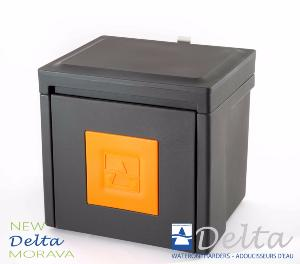 Delta Morava Duplex Non Electric Water Softener