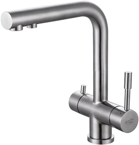 Zara 3-Way Kitchen Filter Tap Stainless Steel