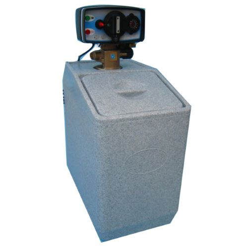 Hot Water Softener, 10 litre Timed