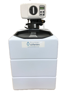 Fountain Junior Electric Metered Water Softener