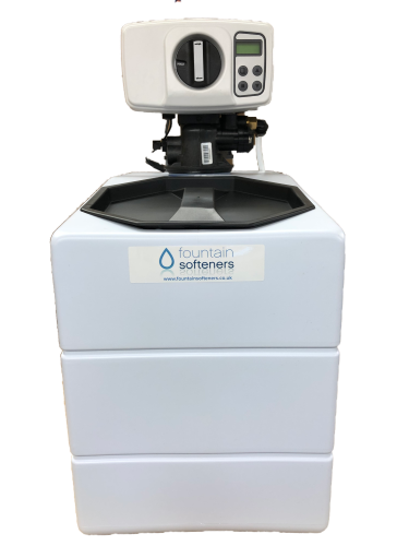 Fountain Junior Electric Metered Water Softener