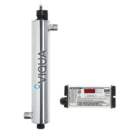Viqua U.V. Water Disinfection VH410 System