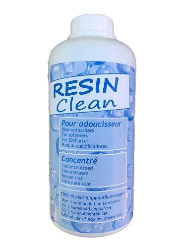 Water Softener Resin Clean 1-litre